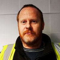 Excelsior Private Hire Engineering Supervisor, Robin Payne