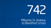 Milborne St. Andrew to Blandford School