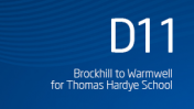 Brockhill to Warmwell for Thomas Hardye School