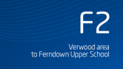 Verwood area to Ferndown Upper School