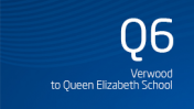 Verwood to Queen Elizabeth School