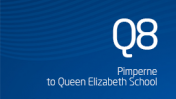 Pimperne to Queen Elizabeth School