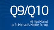 Hinton Martell to St Michael's Middle School
